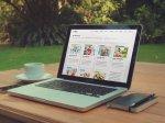 laptop, online shopping